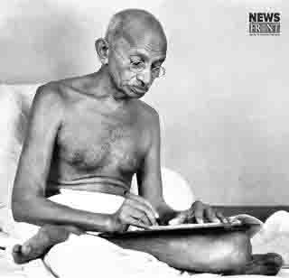 Mahatma Gandhi | newsfront.co