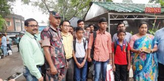 indian government Extradition to four bangladeshi children   newsfront.co