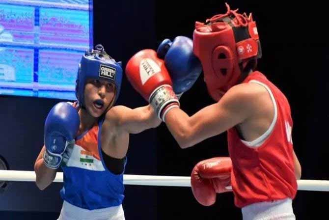 marry win bronze in boxing competition | newsfront.co