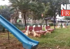 Children's Park created by Railway Office in West Midnapore