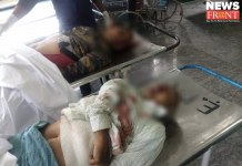 Dead father and son in ambulance rush