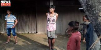 Drug addict youth Massacre by The villagers