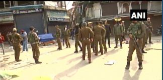 Grenade attack at Kashmir again