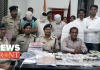 Malda district police recovered the drugs
