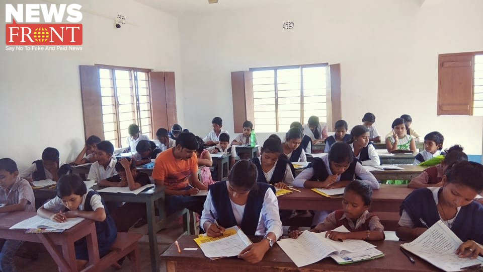 Merit selection test in West Midnapore