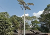 Residents of Alipurduar are upset with solar lights