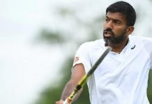 Rohan Bopanna out for injury from Davis Cup