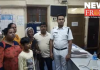 child returned his missing mother with the initiative of police