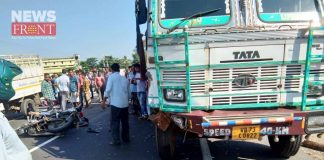 two-dead-in-road-accident-kharibari   newsfront.co