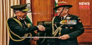 general manoj mukund naravane-takes-charge as new army chief | newsfront.co