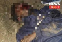 one dead in road accident at belda   newsfront.co