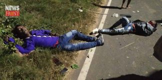 two dead and four injured in road accident | newsfront.co