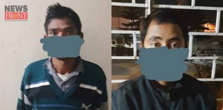 two persons arrested with drugs   newsfront.co