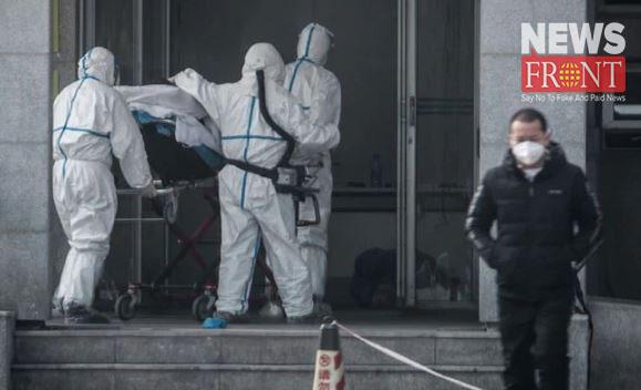 america identifies first coronavirus that found in china | newsfront.co