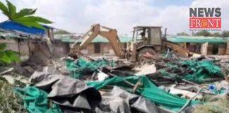 bengaluru huts razed tweet aravind limbavali | newsfront.co
