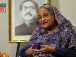 Sheikh Hasina | newsfront.co