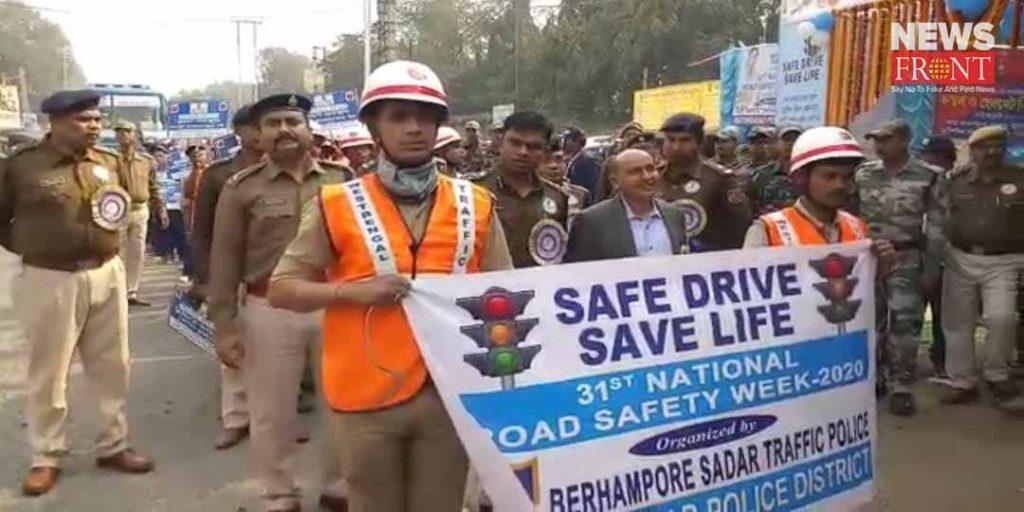 safe drive safe life | newsfront.co
