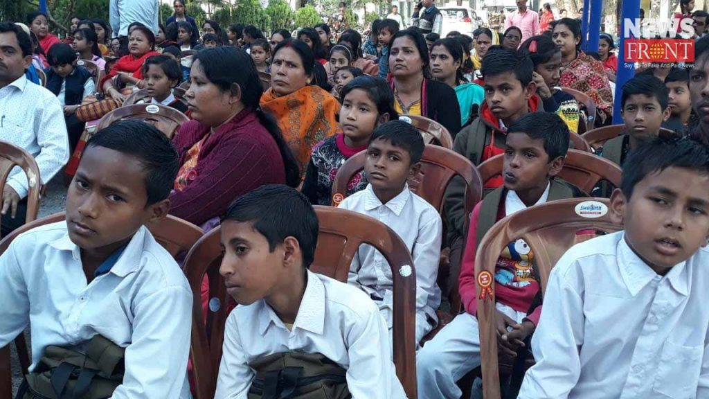 celebrate student youth utsab in coochbehar | newsfront.co