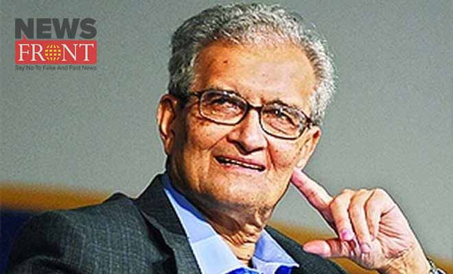Amartya Sen | newsfront.co