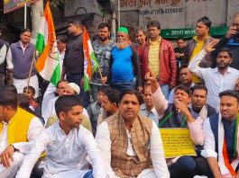 congress protest against caa in kolkata | newsfront.co