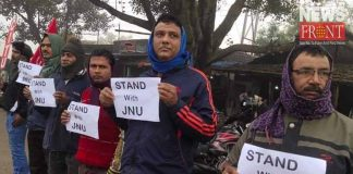 durgapur public support to jnu injured aishe | newsfront.co
