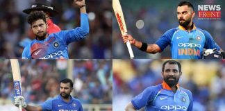 indian cricketers | newsfront.co