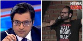 indigo bans around six months for heckling arnab goswami on flight | newsfront.co