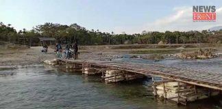 midural goswami promise to build bridge on turturi river | newsfront.co