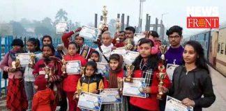 national yoga championship winning north dinajpur | newsfront.co