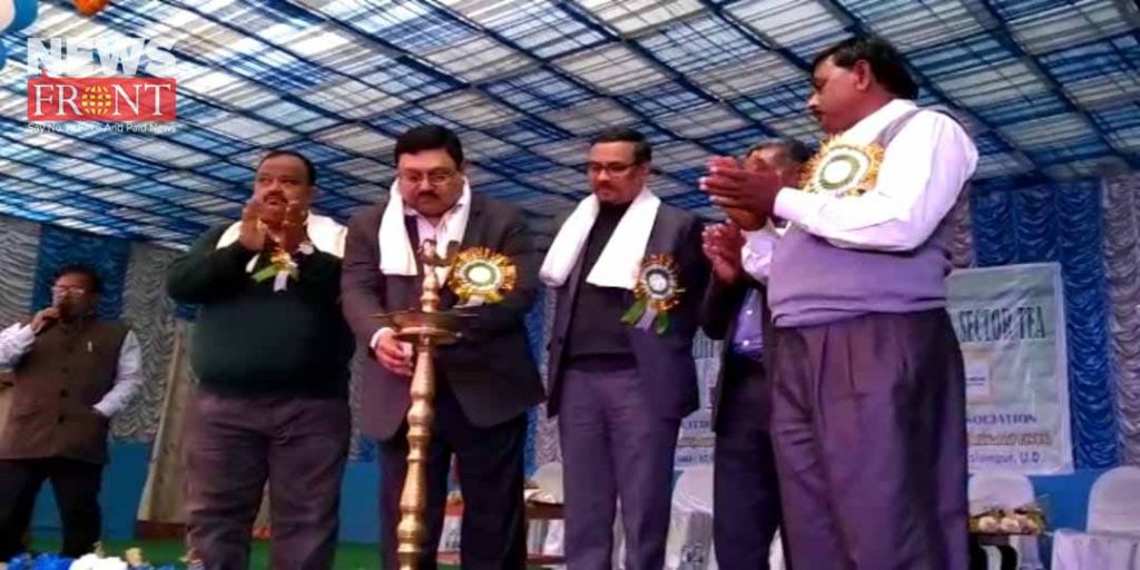 north bengal tea industry meeting at islampur | newsfront.co