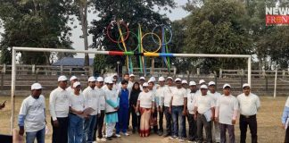 olympic 2020 section start in mathanhanga | newsfront.co