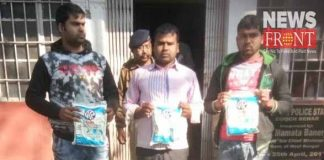 three arrested with duplicate milk | newsfront.co