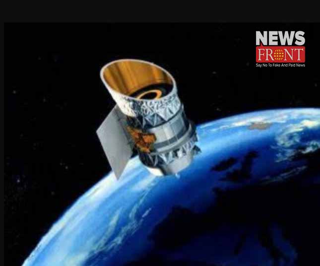 two satellites just avoided a head on smash | newsfront.co