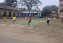 falakata primary school organized sports competition | newsfront.co