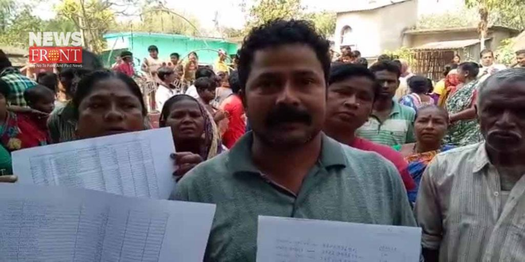 public protest to post office | newsfront.co