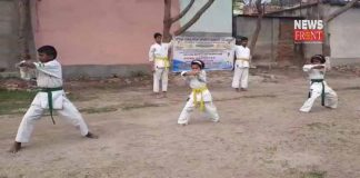 raiganj candidate won the national karate championship | newsfront.co