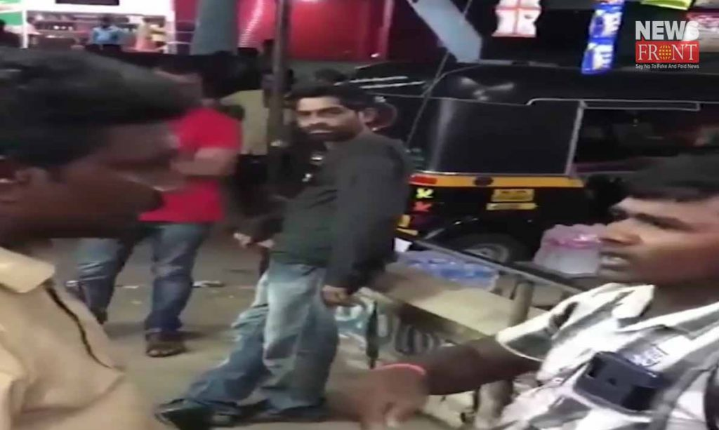 suspected to outsiders beat up to bengali labour in kerala | newsfront.co