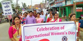 International women's week | newsfront.co