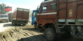 damaged road | newsfront.co