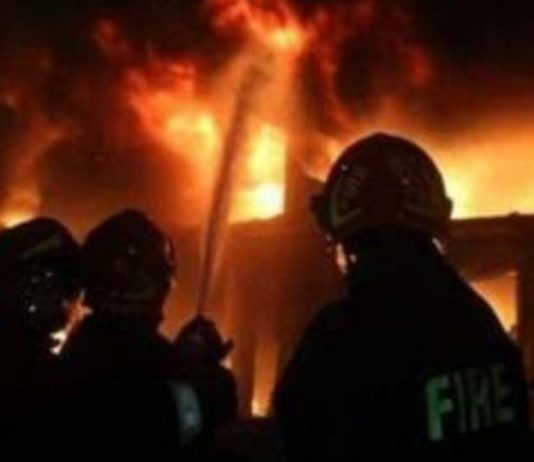 fire at Shaheenbagh | newsfront.co