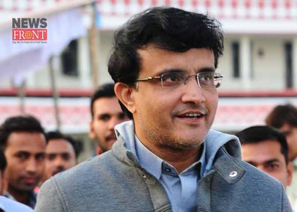 former cricketer sourav ganguly support to underprivileged | newsfront.co