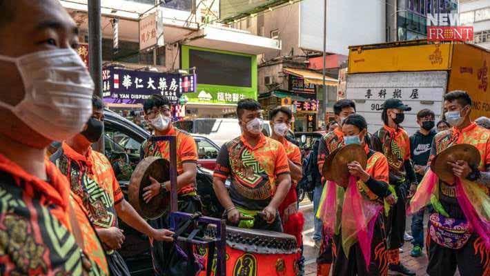 kolkata china community donate to china for coronavirus treatment | newsfront.co