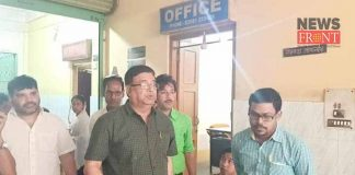 mp udyan guha visit to four nursing home | newsfront.co