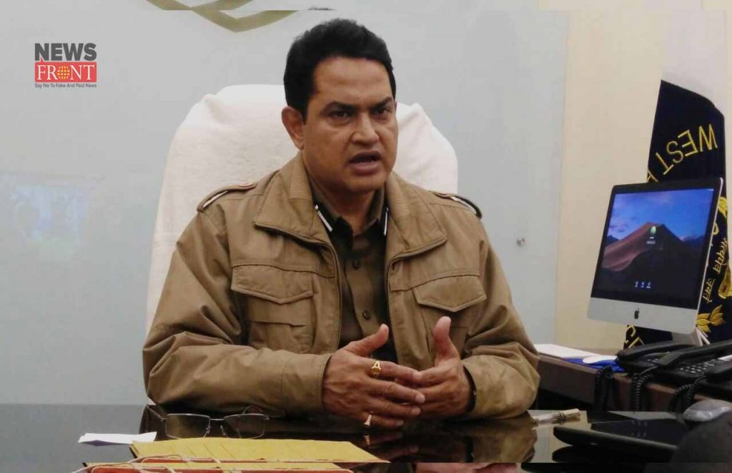 police commission hussain hussain support to poor people | newsfront.co