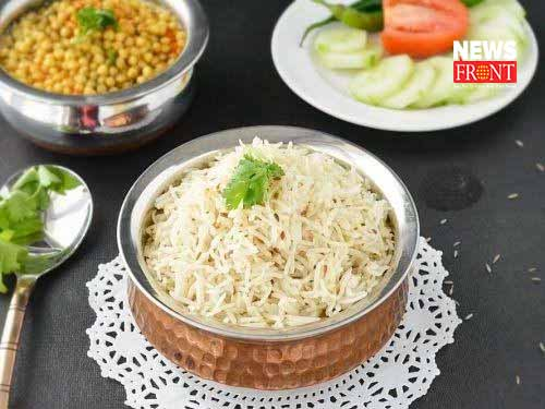 recipe of jeera rice | newsfront.co