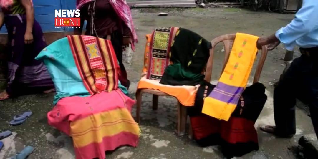 Tant saree | newsfront.co