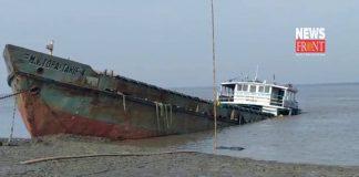 ship wreked | newsfront.co