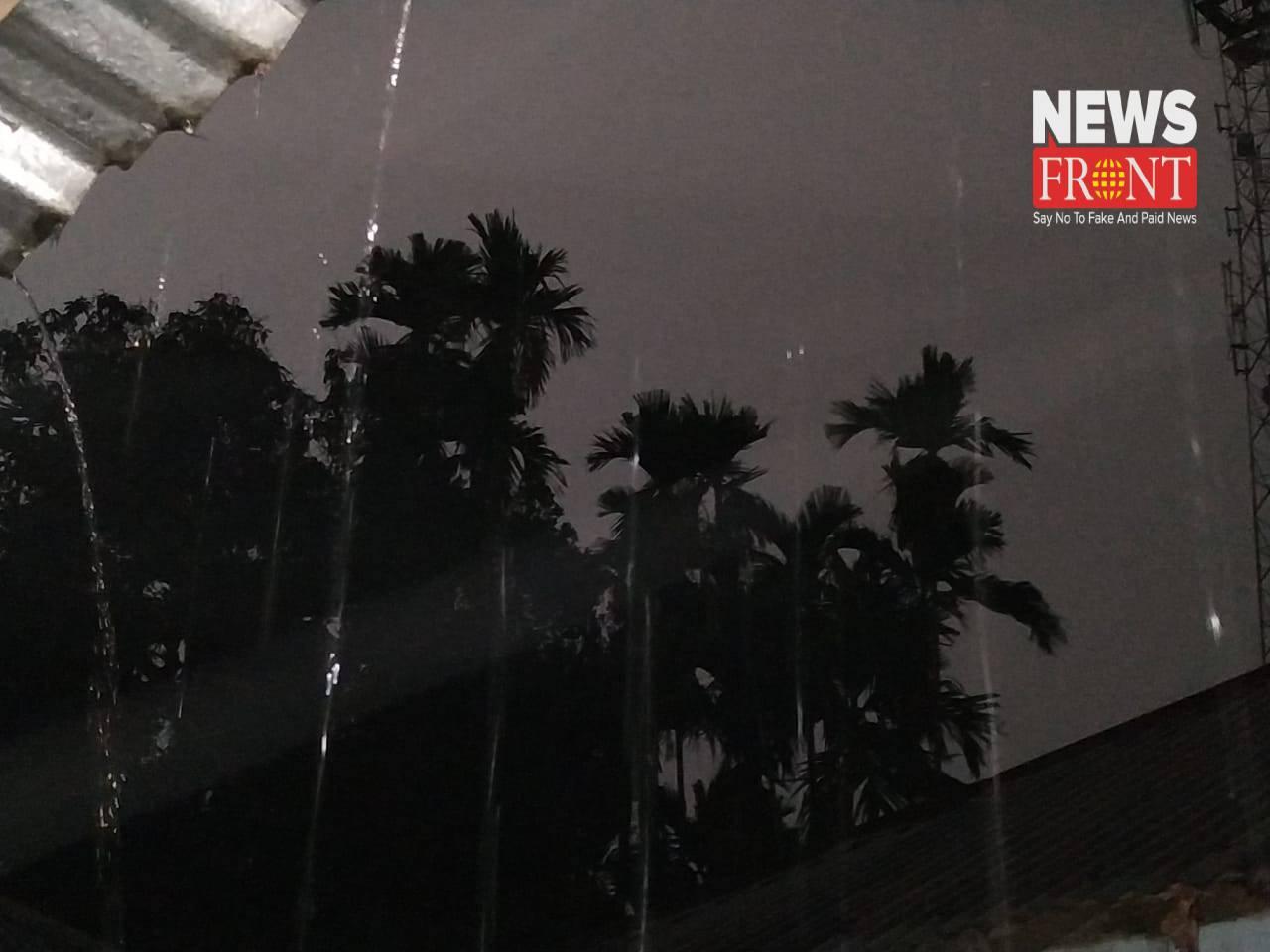 heavy rain   newsfront.co