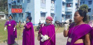 Asha workers   newsfront.co
