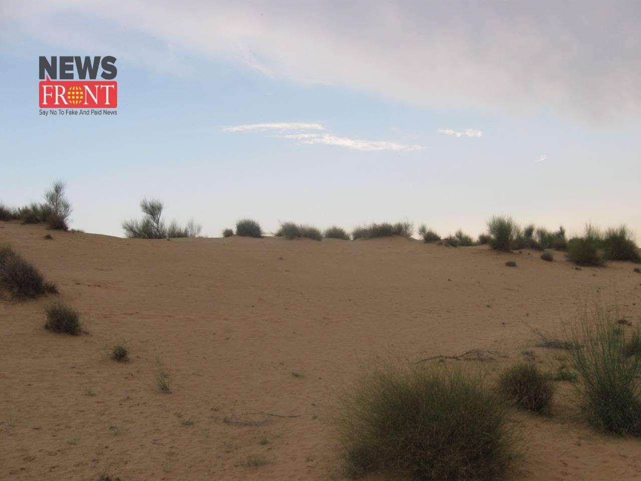 Desert | newsfront.co